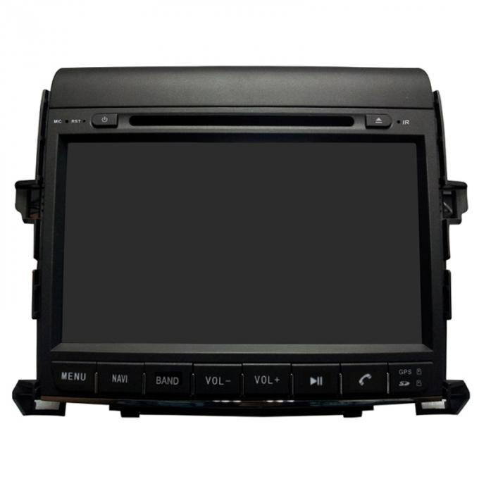 In dash toyota gps navigation car touch screen with bluetooth for Alphard
