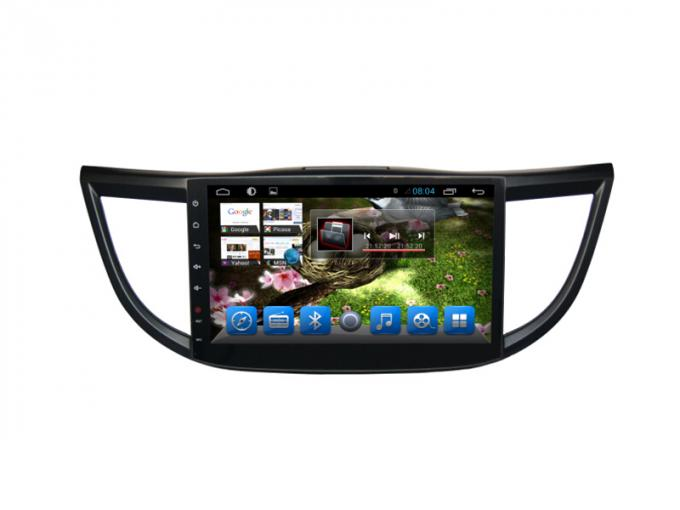 10 Inch HD Touch Screen Double Din In Android Car GPS Navigation Sat Nav For Honda CRV