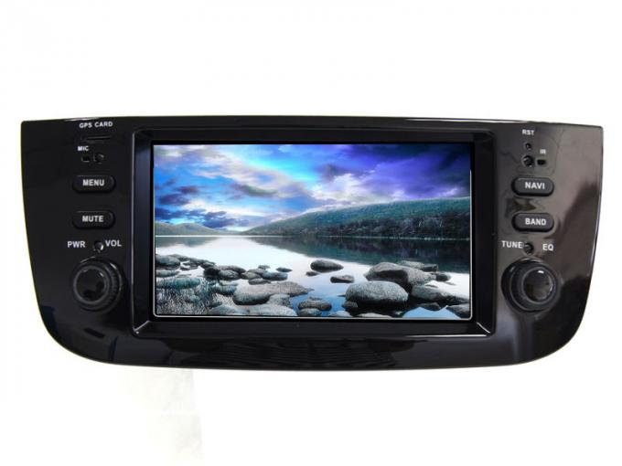 Car stereo dvd touch screen player FIAT Navigation for fiat linea punto