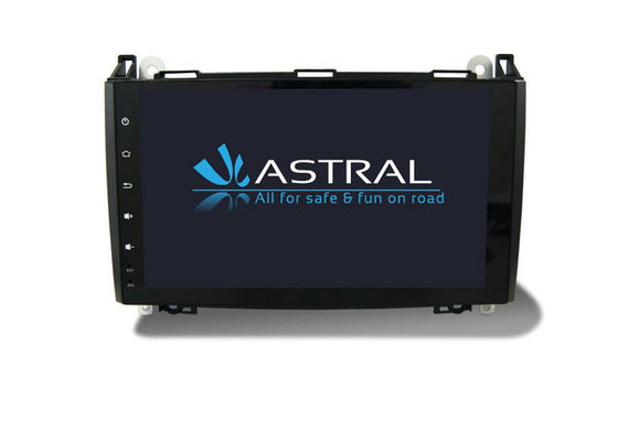 চীন Origial Radio System In Car GPS Navigation System Mercedes Benz B200 RDS Wifi সরবরাহকারী