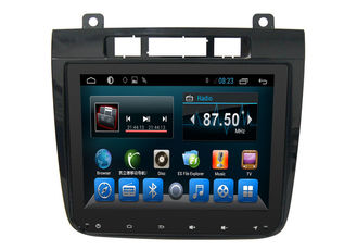 চীন Kit Kat VW Glonass Car Stereo Multimedia Player System Touareg 2010-2016 সরবরাহকারী
