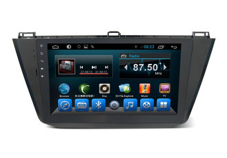 চীন Big Screen Car Multimedia VolksWagen GPS Navigation System for Tiguan 2017 সরবরাহকারী