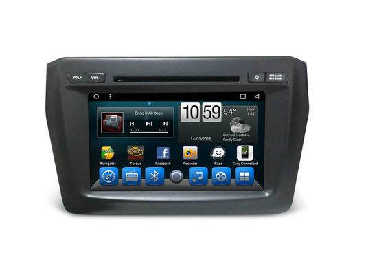 চীন 2017 Suzuki Swift Android Car Electronics Multimedia Gps Navigation Support Dvd Player সরবরাহকারী