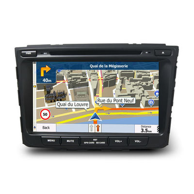 Ix25 creta 2013 car HYUNDAI DVD Player in dash gps navigation electronics stereo systems