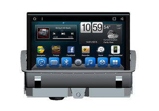 চীন In Dash Gps Auto Audi Q3 Car Multimedia Navigation System Bluetooth Octa Core সরবরাহকারী