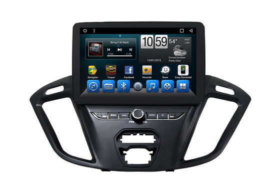 চীন Central Multimedia Original FORD DVD Navigation System for Ford Transit সরবরাহকারী