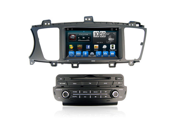 চীন Best Gps for Car Kia DVD Player Android 7.1 Touch Screen K7 Cadenza সরবরাহকারী
