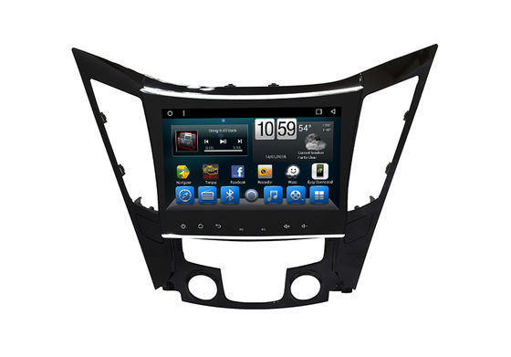 Car Stereo Head Unit Hyundai DVD Player GPS Radio TV Wifi Sonata YF 2011-
