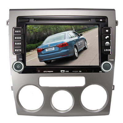 চীন Double Din in Car DVD CD Player VOLKSWAGEN GPS Navigation System for Lavida সরবরাহকারী