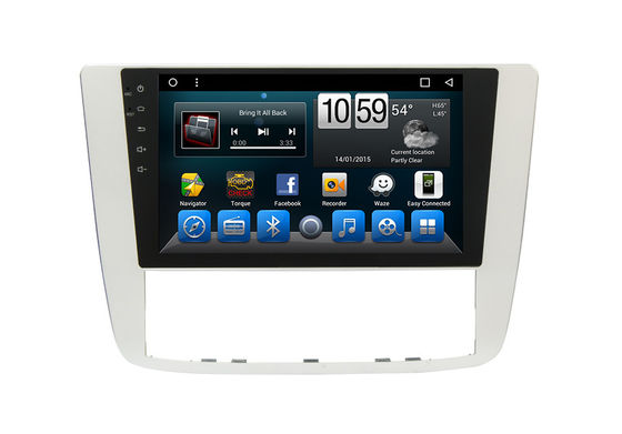 Zotye Z300 In Dash GPS Navigation Device with Radio , Multimedia Car Navigation System